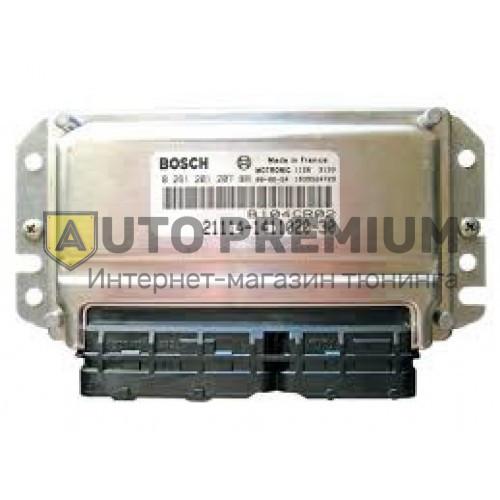 Контроллер ЭБУ BOSCH 21114-1411020-30 (VS 7.9.7). ВАЗ 2110 8кл. 1.6 л.